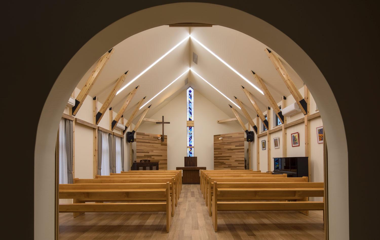 日本キリスト教団 明石教会