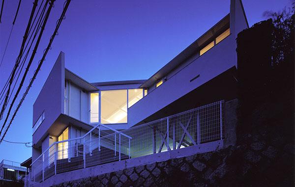 甲陽園の家