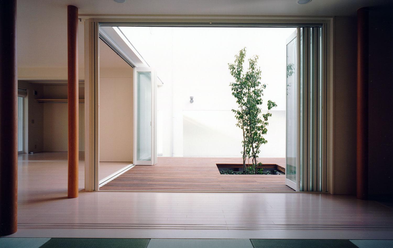 諏訪ノ森の家