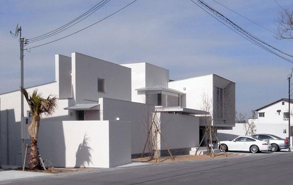 阿那賀の家