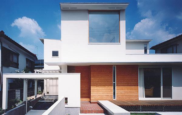 東林間の家
