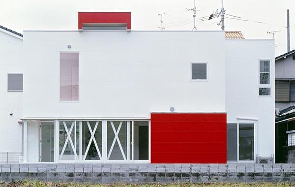 三宅中の家