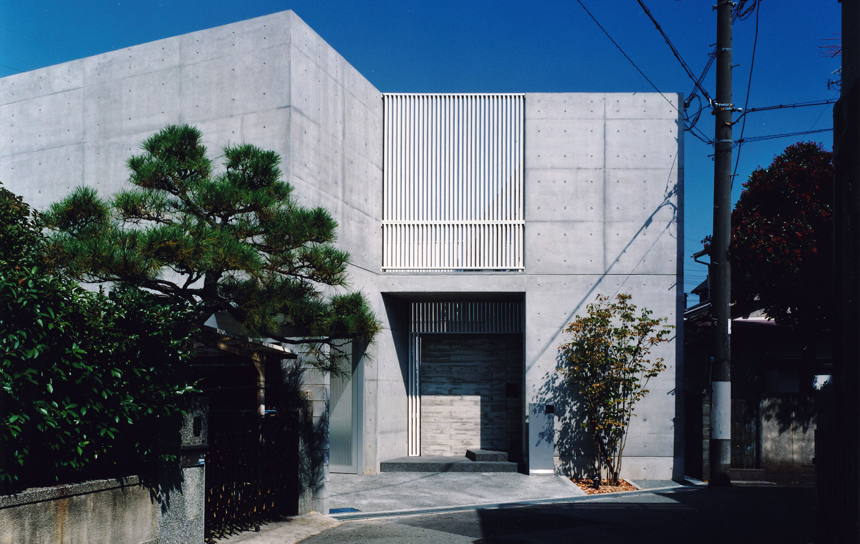 武庫之荘の家
