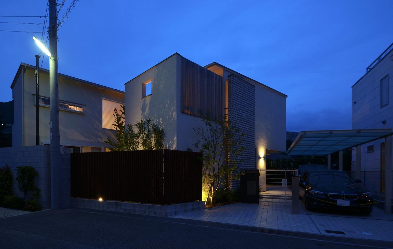 山芦屋の家